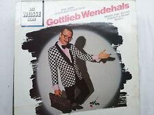 Gottlieb Wendehals - Die weisse Serie