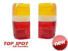 Toyota Hilux LN106 new tail lights lenses pair tub type 4x4 dual-space cab