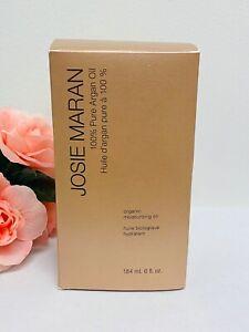 Josie Maran Pure Organic Argan Moisturizing Oil - 6oz Jumbo size NEW BOXED