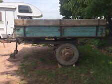 Kipper, Anhänger3 x 1,8 Meter, 4 Tonnen