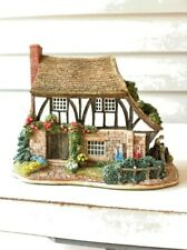 "Lilliput Lane "" The Spindle "" English Collection 1996 Handmade in England"
