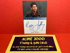 Lost in Space SEASON 1 - NORMAL AUTOGRAPH Card RAZA JAFFREY as Victor Dhar