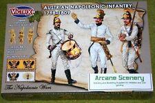 VICTRIX austriaca NAPOLEONICO FANTERIA 1798 -- 1809 ed è avvenuta 28mm PLASTICA vx0012