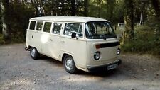 VW Brazilian Bay Window Camper like split screen camper rear end