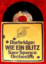 Single Sam Spence Orchestra: Wie ein Blitz (Francis Durbridge TV 1970) Rarität