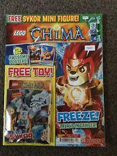 LEGO LEGENDS OF CHIMA MAGAZINE ISSUE 13 sykor