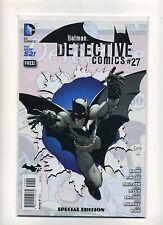 BATMAN: DETECTIVE COMICS #27 SPECIAL EDITION