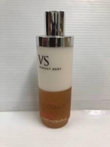 Victoria's Secret VS Perfect Body Coconut Oil Silkening Body Wash 8.4 Fl OZ