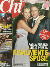 Chi 2011 42.PAOLA PEREGO-L.PRESTA,SUSANNA PETRONE,SERGIO ARCURI,NAOMI CAMPBELL