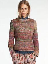 Damen-Pullover aus Baumwollmischung in Größe 40