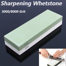 Lower Price with Japanese Water Stone King Whetstone Sharpening Stone #1000-#8000 2 Model Japan Kitchen, Dining & Bar
