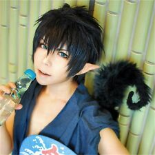 Ao no Exorcist Okumura Rin cosplay wig uk