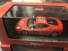 IXO Ferrari 430 Challenge Red  #14 2005 FER040 - BRAND NEW