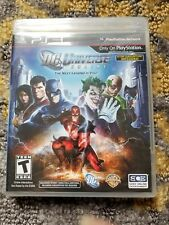 ☆ Rare Factory Sealed Mint ☆ DC Universe Online (Sony PlayStation 3, 2011) PS3