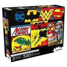 DC Comics 500pc X 3 Puzzle Set - Aquarius