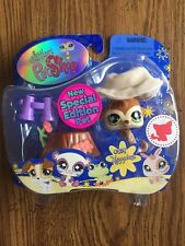 Littlest Pet Shop Meerkat with Hat #819 Special Edition Mip Brand New