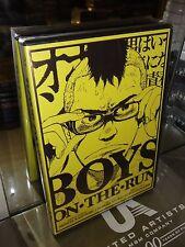 Boys On the Run (DVD) Daisuke Miura, Kazunobu Mineta, Ryuhei Matsuda, BRAND NEW!