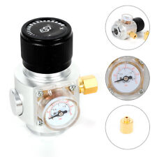 Co2 Keg Charger Mini Regulator Kit Nitrogen Thread Tr Amp Gas Disconnect Ball Lock