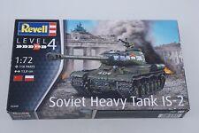 Revell Hobby - 1/72 Soviet Heavy Tank Is-2