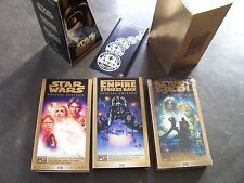 Star Wars Trilogy VHS Special Edition 1997 Box Set Return of the Jedi Sealed