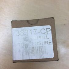 WATCO -38317-CP- PUSH PULL POLISHED CHROME TUB CLOSURE