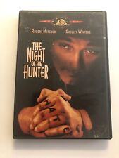 The Night of the Hunter (Dvd, 2007) Robert Mitchum Shelley Winters 1955 Oop Rare