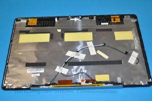"TOSHIBA Satellite P505 P505-S8980 18.4"" Laptop LCD Back Cover + Webcam + Antenna"