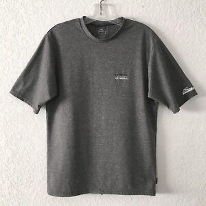 O'Neill Men's M Premium Skins 6 Oz Short Sleeve Slim Fit Sun Tee Shirt SPF 50+