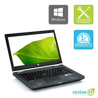 Custom Build HP EliteBook 8460W Laptop  i5 Dual-Core Min 2.50GHz B v.WAA