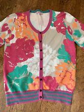 Per Una Cardigan Size 12 Ladies Summer