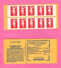 FRANCE CARNET BRIAT-YT 2874-C7-SAGEM Daté 28.12.95 - Essayez l'enveloppe timbrée