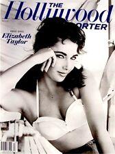 Elizabeth Taylor Magazine Hollywood Reporter Tribute 2011 MT Liz Cleopatra Photo