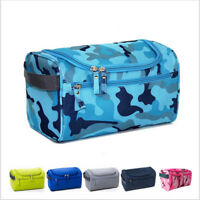 Large Capacity Cosmetic Bag Makeup Case Storage Pouch Toiletry Organizer Travel