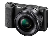 SONY ALPHA 5100 MIRRORLESS 16-50 KIT + 55210 OSS SONY + SANDISK EXTREME 64GB