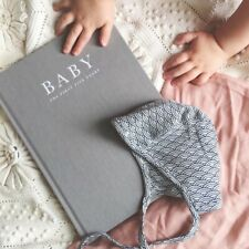 Baby Journal - Birth To Five Years GREY by Write To Me