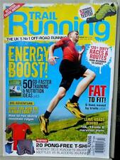 Trail Running Magazine Number 8 - 120+ Dirty Races & Routes - Minimal Shoes Test