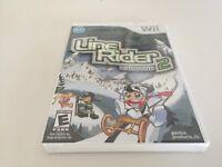Line Rider 2: Unbound (Nintendo Wii, 2008) WII NEW