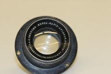 altes Objektiv Hüttig A.G. Dresden 1:8 F =115 mm Bxtra-Rapid-Aplana Helios