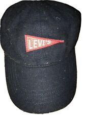 LEVIS RED TAB CAP ADJUSTABLE AT THE BACK ONE SIZE NAVY BLUE