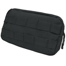 Condor MA8 Tactical MOLLE Utility Pouch PALS Modular Accessory Bag Black