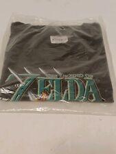 New The Legend Of Zelda Four Swords Adventures T Shirt nintendo 2004