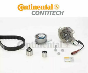 CONTITECH CT1168WP1 Kit Distribution avec Pompe à Eau AUDI VW SEAT SKODA