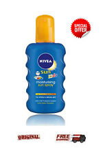 NIVEA SUN Kid's Colour Spray SPF 30 200ml