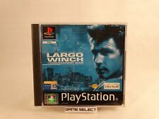 LARGO WINCH COMMAND SAR PLAYSTATION 1 2 3 ONE PS1 PS2 PS3 PAL ITALIANO COMPLETO