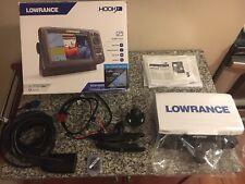 Lowrance Hook 7 - Downscan- Navionics - Ram Mount - W/box - Amazing Used Shape!