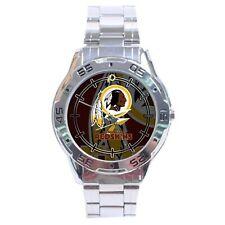 Washington Redskins NFL Stainless Steel Analogue Men's Watch Gift