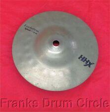 "Sabian HHX Evolution 7"" Splash Cymbal CRACKED!"