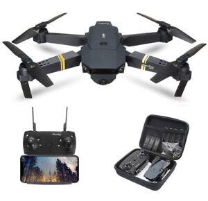 Drone 4k HD Pro Mini Wideangle Foldable WIFI FPV Quadrocopter