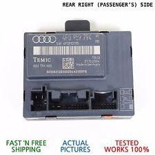 2005 - 2008 AUDI A6 C6 REAR RIGHT PASSENGER SIDE DOOR CONTROL MODULE UNIT - OEM