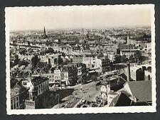 Rotterdam uit vervlogen jaren. No 1 Panorama met Coolsingel en begin Kruiskade